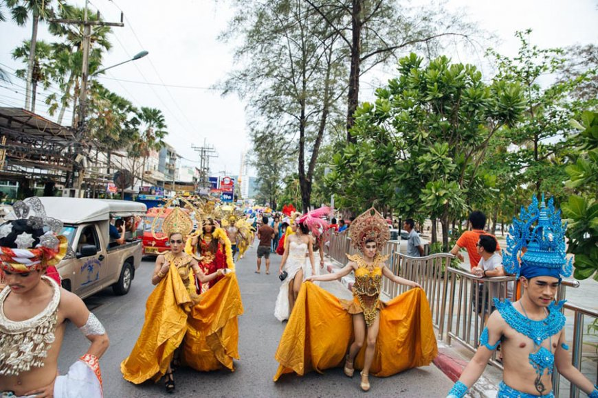 Annual Patong Carnival